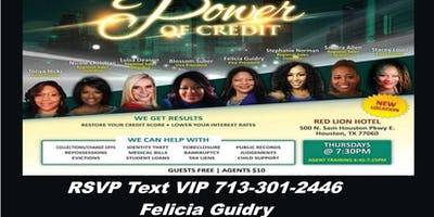 Power of Credit-North -Felicia Guidry