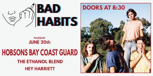 BAD HABITS launch
