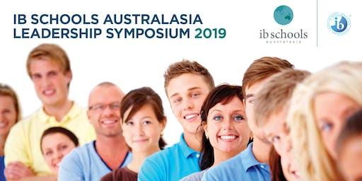 IB Schools Australasia Leadership Symposium 2019