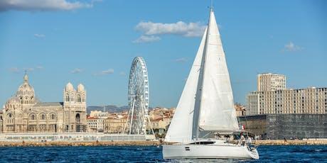 Voile & Histoire à Marseille #2 billets