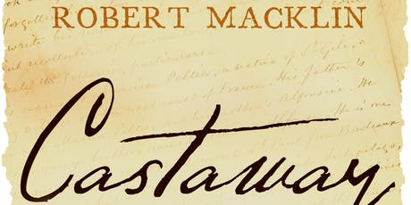 Book Launch of Castaway by Robert Macklin tickets