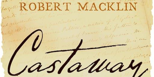 Book Launch of Castaway by Robert Macklin
