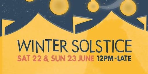 Coogee Bay Hotel presents Winter Solstice