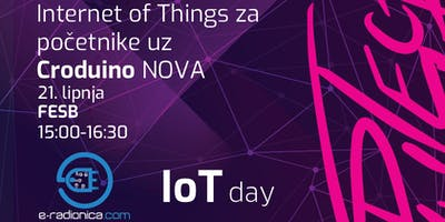 Internet of Things za početnike uz Croduino NOVA