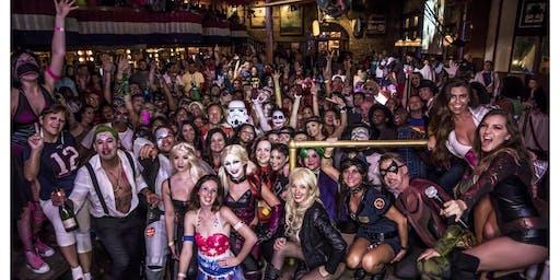 Superhero and Villain Bar Crawl- Pensacola