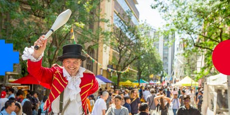 RMIT Welcome Day: Bowen Street Party tickets
