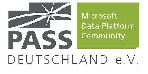 """PASS Essential """"Datenschutz mit SQL Server"""", 12.11.2019"""
