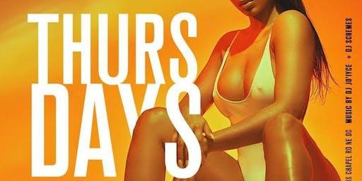 #STADIUMTHURSDAYS: $3 DOLLAR THURSDAYS