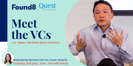 Meet The VCs Series - Quest Ventures tickets