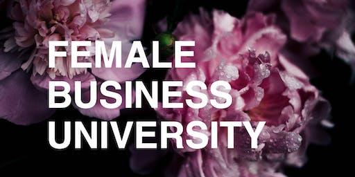 Female Business University: The new understanding of Thinking