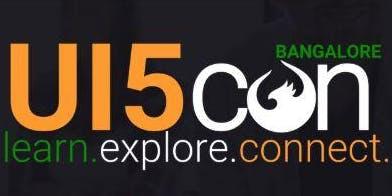 UI5Con@SAPLabsIndia