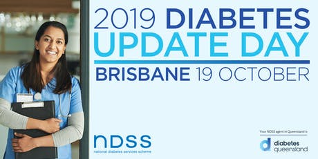 Diabetes Update Day 2019 - BRISBANE tickets