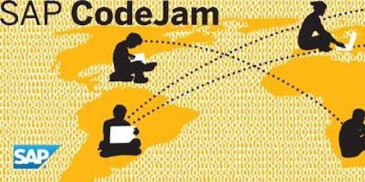 SAP CodeJam Stuttgart