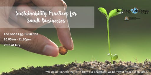 Sustainability Practices for Small Business | Busselton