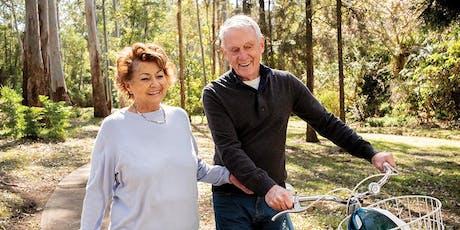 Retirement living seminar tickets
