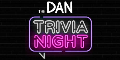 The DAN Trivia Night tickets