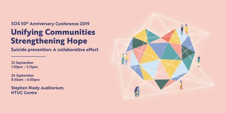 Unifying Communities; Strengthening Hope Conference 2019 tickets