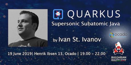 Supersonic Subatomic Java tickets