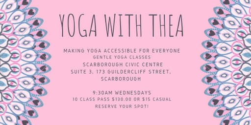 Gentle Yoga with Thea