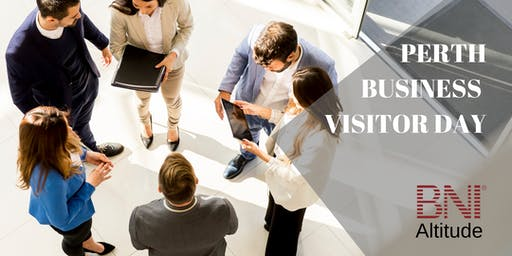 Perth Business Network | Visitor Day