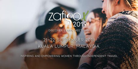 ZafigoX 2019 tickets