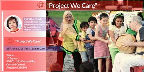 Project We Care | Brands for Good 2019 tickets