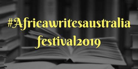 Africa Writes Australia Festival 2019 Launch Shoot Event  tickets