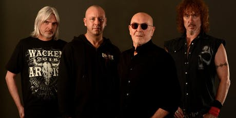 Nazareth - 50th Anniversary Tour 2019 Tickets