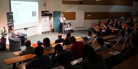 Conférence: FACILITER LES USAGES ET L'INTERACTION DANS LA VILLE INTELLIGENTE billets