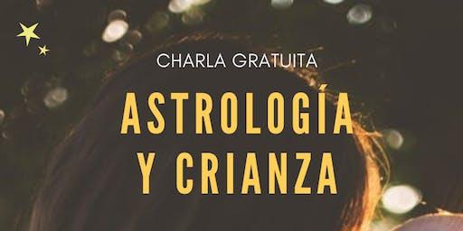 """Charla """"Astrología y Crianza"""" Barcelona"""