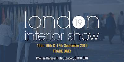 London Interior Show 2019