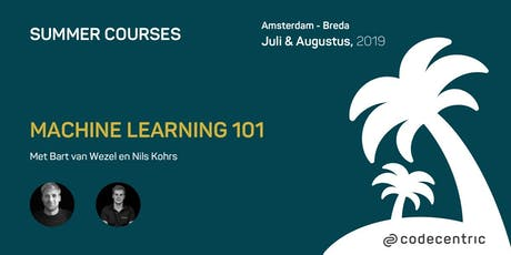 Machine Learning 101 (Breda) tickets