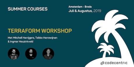 Terraform Workshop (Breda) tickets