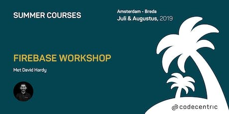 Firebase Workshop (Breda) tickets