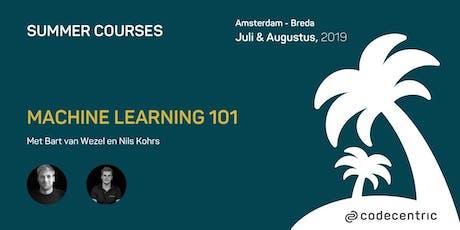Machine Learning 101 (Amsterdam) tickets