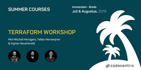Terraform Workshop (Amsterdam) tickets