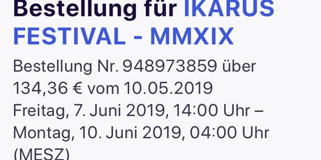 Ikarus 2019 Memmingen Tickets