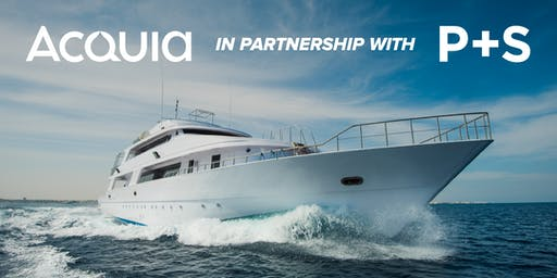 2019 Cannes Lions Festival Yacht Cruise With Acquia and P+S
