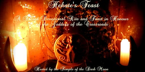 Night of Hekate Ritual and Feast