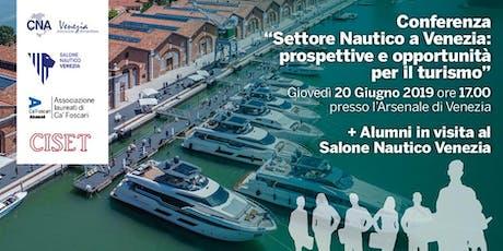 Settore nautico a Venezia: prospettive e opportunità per il turismo biglietti
