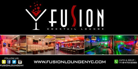Bottle Service Deposit at Fusion Lounge tickets