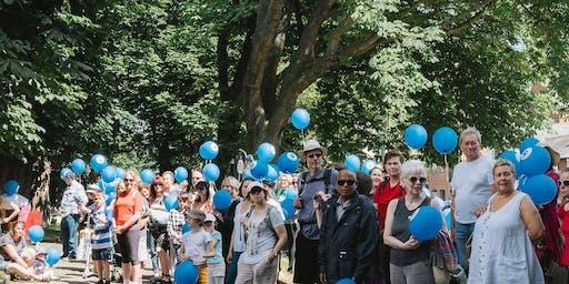 Open for Art 2019 - Old Tilehurst: Tree Walk