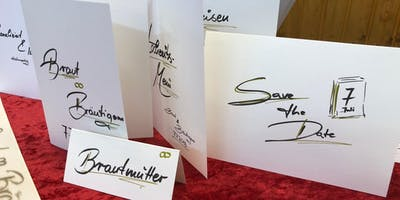 Schön Schreiben - Kalligrafie & Handlettering