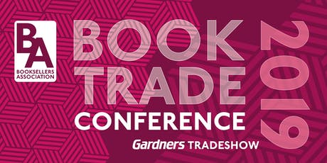 Booksellers Association Conference 2019 tickets
