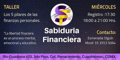LOS 5 PILARES DE LA ABUNDANCIA- SABIDURÍA FINANCIERA