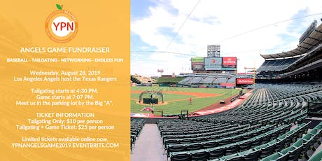 YPN Angels Game Fundraiser tickets