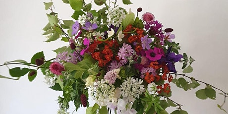 Floral Coffee morning workshop tickets