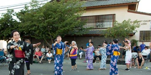 Lodi Obon Festival