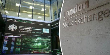 SEP Scaleup Summit @London Stock Exchange tickets