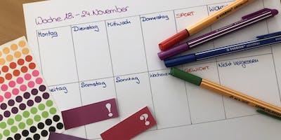 Bullet Journal - Ruhe und Ordnung in Alltag und Termine bringen
